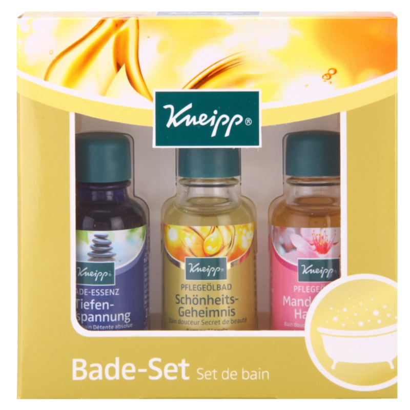 kneipp bath kosmetik set iii. Black Bedroom Furniture Sets. Home Design Ideas