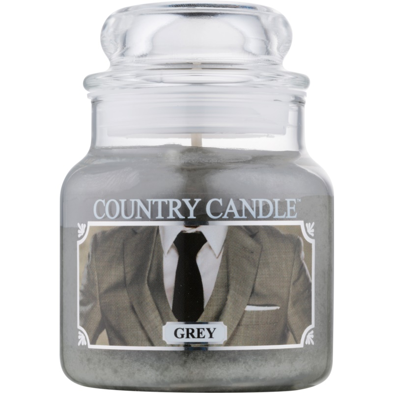 kringle candle country candle grey wieczka zapachowa 652 g. Black Bedroom Furniture Sets. Home Design Ideas