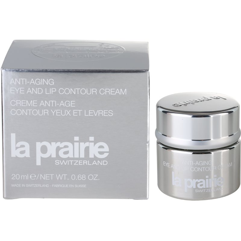 LA PRAIRIE ANTI-AGING Youth Creme For Eye And Lip Contour..