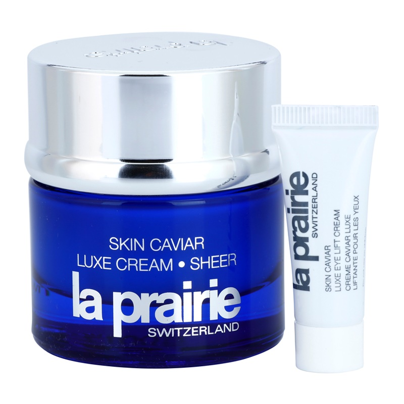 la prairie skin caviar collection liftingcrem mit kaviar. Black Bedroom Furniture Sets. Home Design Ideas