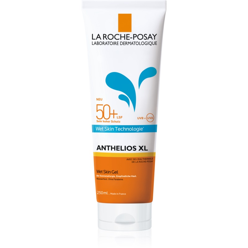 la roche posay anthelios xl ultraleichte sonnencreme f r k rper spf 50. Black Bedroom Furniture Sets. Home Design Ideas