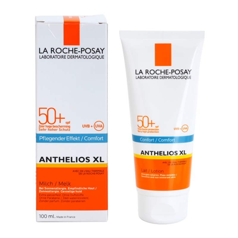 la roche posay anthelios xl komfort milch mit spf 50 nicht parf miert. Black Bedroom Furniture Sets. Home Design Ideas