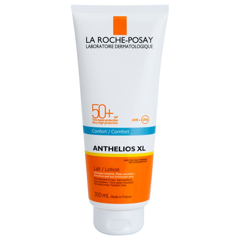 la roche posay anthelios xl comforting sunscreen spf 50. Black Bedroom Furniture Sets. Home Design Ideas
