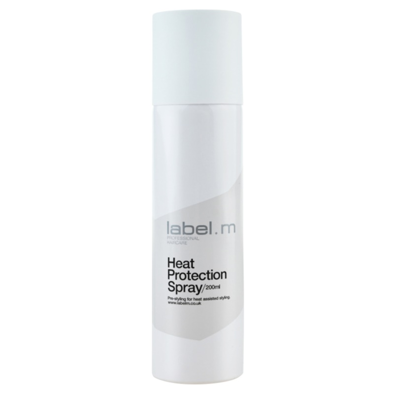 This is a photo of Irresistible Label M Heat Protection Spray 200ml
