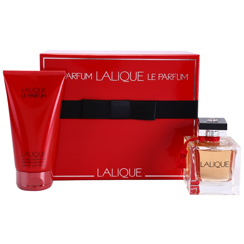 lalique le parfum coffret cadeau i. Black Bedroom Furniture Sets. Home Design Ideas