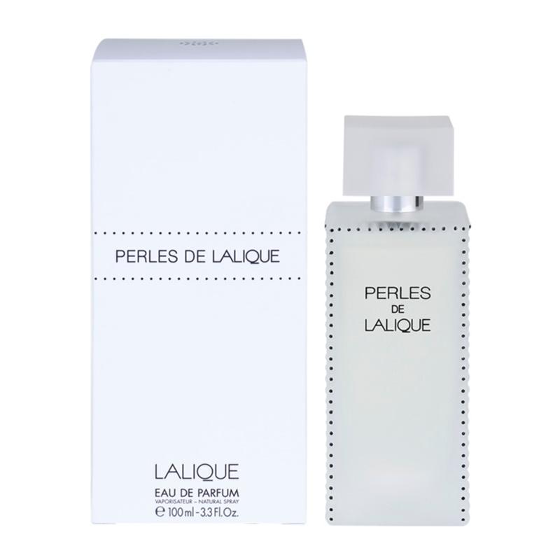 lalique perles de lalique eau de parfum pour femme 100 ml. Black Bedroom Furniture Sets. Home Design Ideas