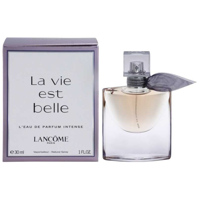 lanc me la vie est belle intense eau de parfum for women. Black Bedroom Furniture Sets. Home Design Ideas