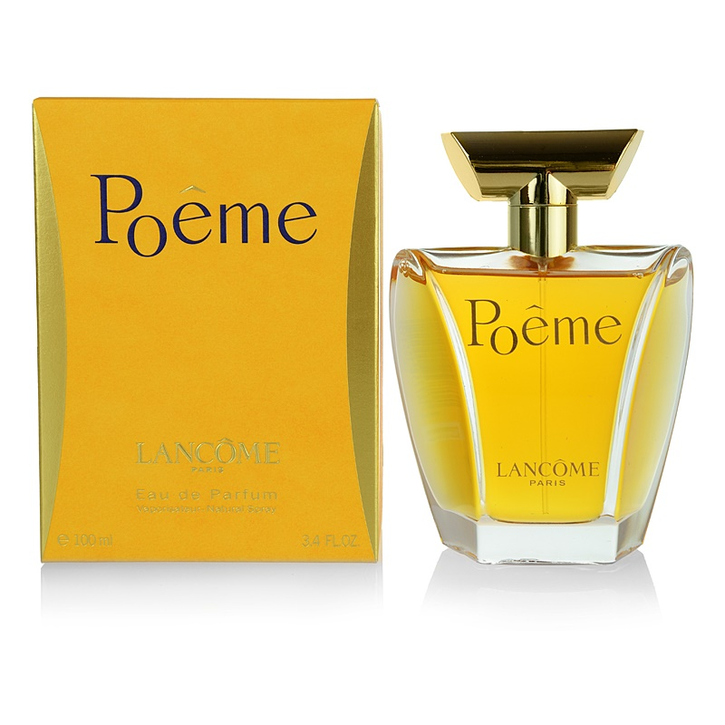 lanc me poeme eau de parfum f r damen 100 ml. Black Bedroom Furniture Sets. Home Design Ideas