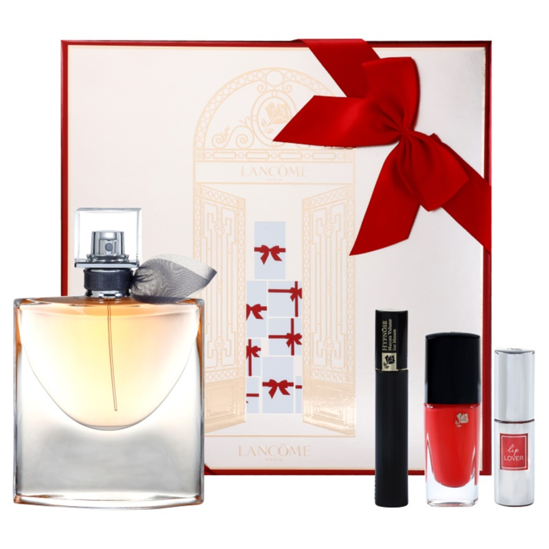 lancome la vie est belle coffret viii. Black Bedroom Furniture Sets. Home Design Ideas