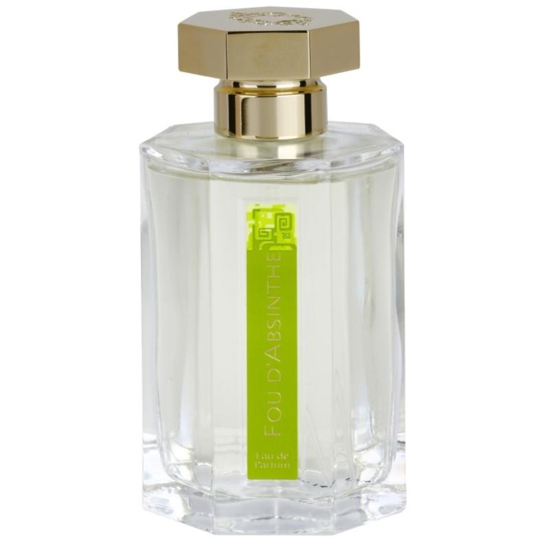 l 39 artisan parfumeur fou d 39 absinthe woda perfumowana tester dla m czyzn 100 ml. Black Bedroom Furniture Sets. Home Design Ideas