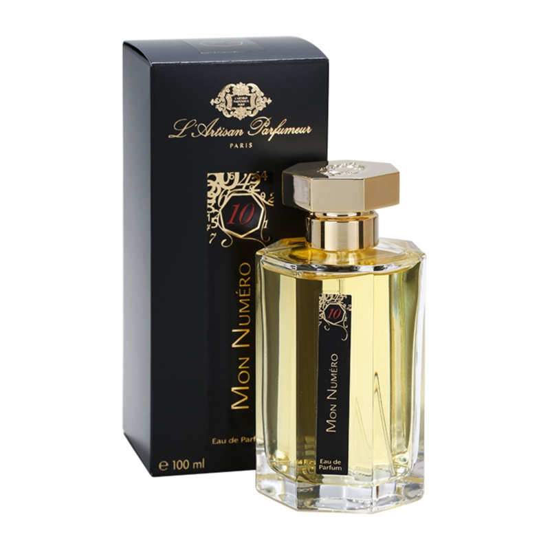 l 39 artisan parfumeur mon num ro 10 eau de parfum unisex 100 ml. Black Bedroom Furniture Sets. Home Design Ideas