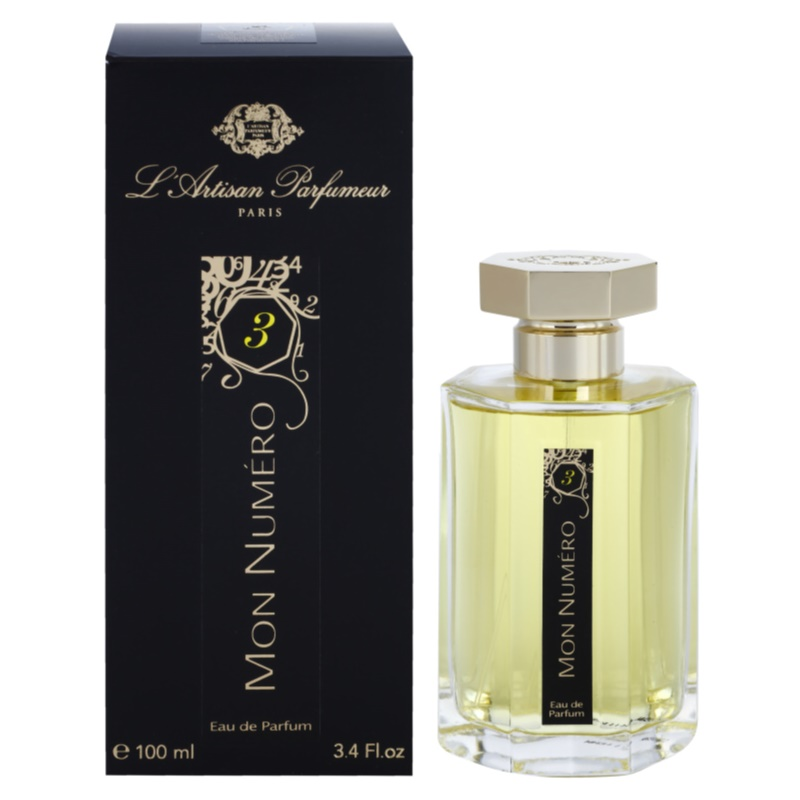 l 39 artisan parfumeur mon numero 3 eau de parfum unisex 100. Black Bedroom Furniture Sets. Home Design Ideas
