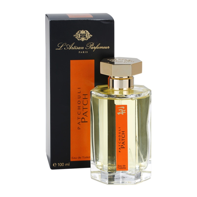 l 39 artisan parfumeur patchouli patch eau de toilette for. Black Bedroom Furniture Sets. Home Design Ideas
