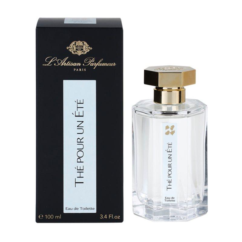 l 39 artisan parfumeur th pour un t eau de toilette for women 100 ml. Black Bedroom Furniture Sets. Home Design Ideas
