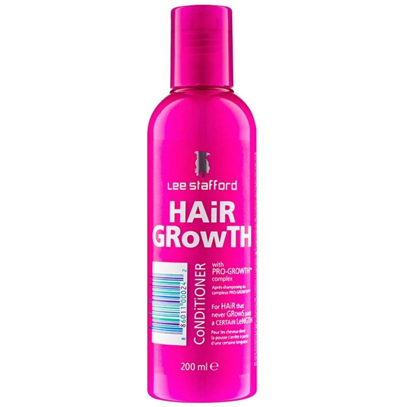lee stafford hair growth apr s shampoing pour acc l rer la pousse des cheveux et pour lutter. Black Bedroom Furniture Sets. Home Design Ideas