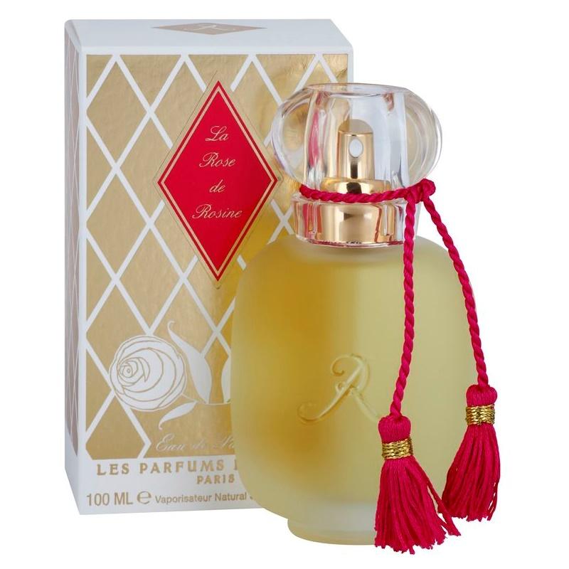 les parfums de rosine la rose de rosine eau de parfum f r damen 100 ml. Black Bedroom Furniture Sets. Home Design Ideas