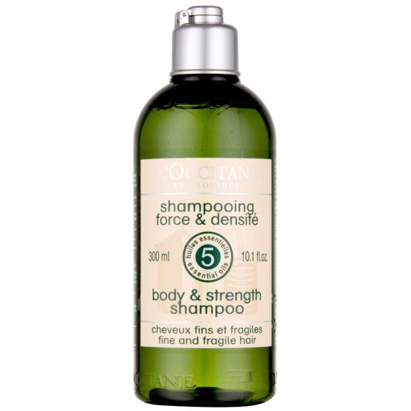 szampon dla wzmocnienia włosów