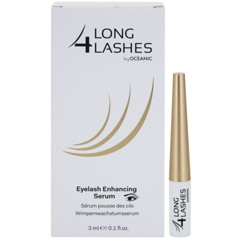 long 4 lashes lash serum stymuluj ce porost i. Black Bedroom Furniture Sets. Home Design Ideas