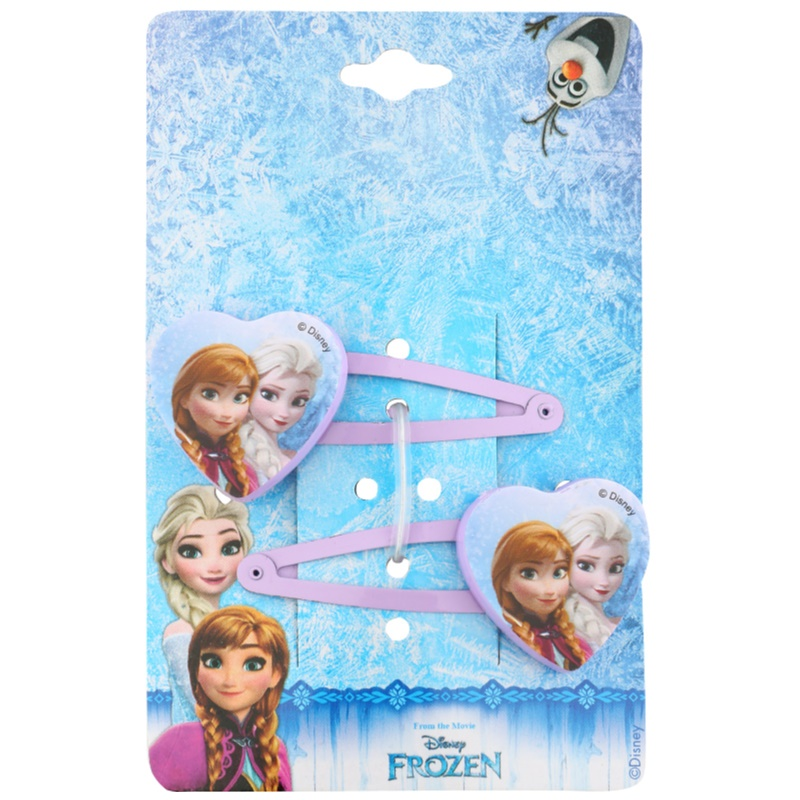 LORA BEAUTY DISNEY FROZEN sponky do vlasů  f384324ac0