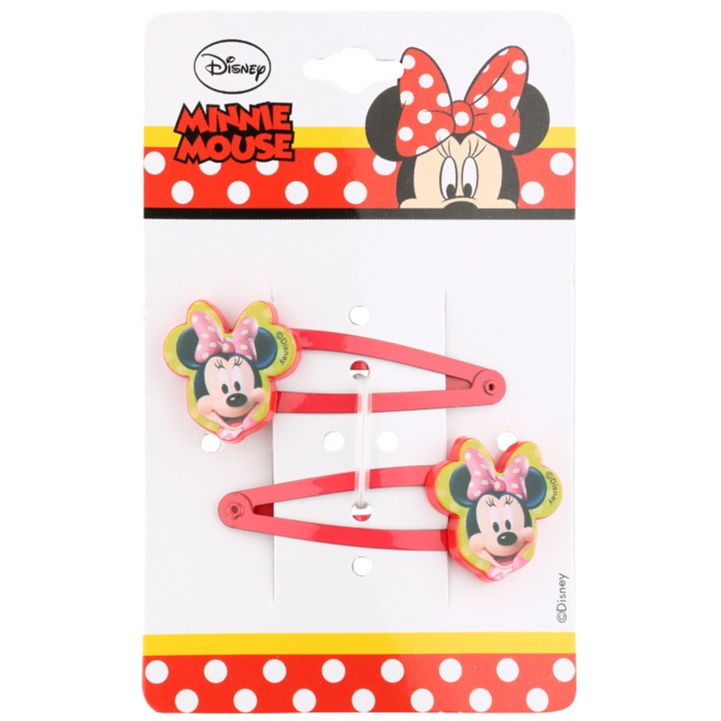 538a70be551 LORA BEAUTY DISNEY MINNIE sponky do vlasů