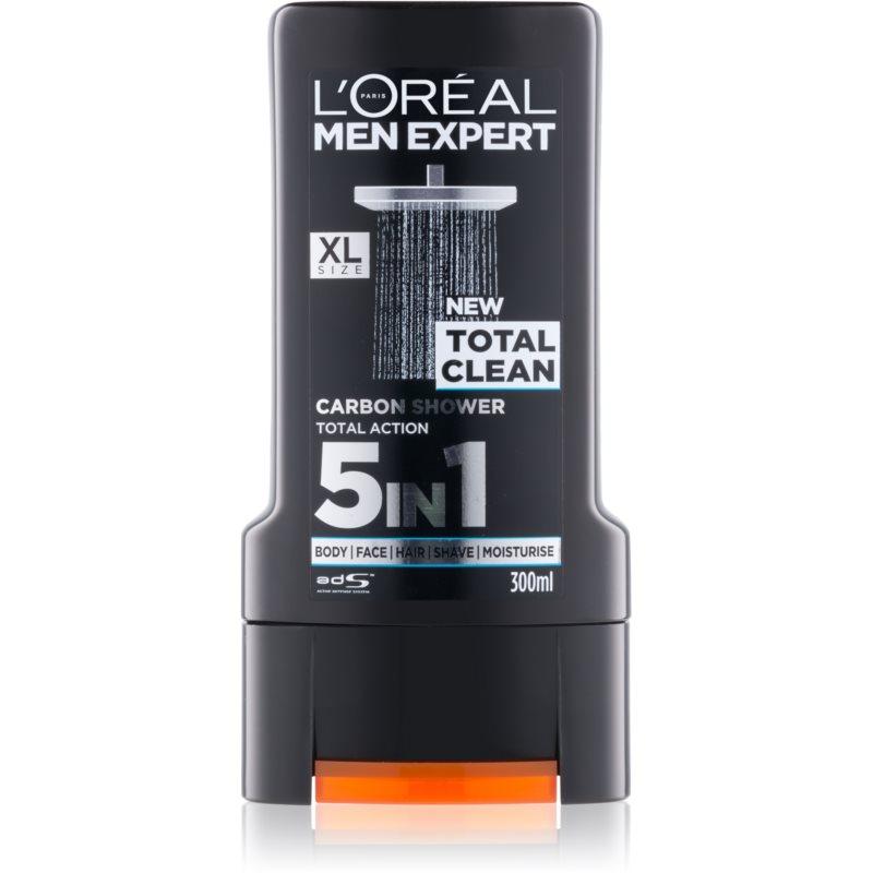 L'ORÉAL PARIS MEN EXPERT TOTAL CLEAN sprchový gel 5 v 1 ...