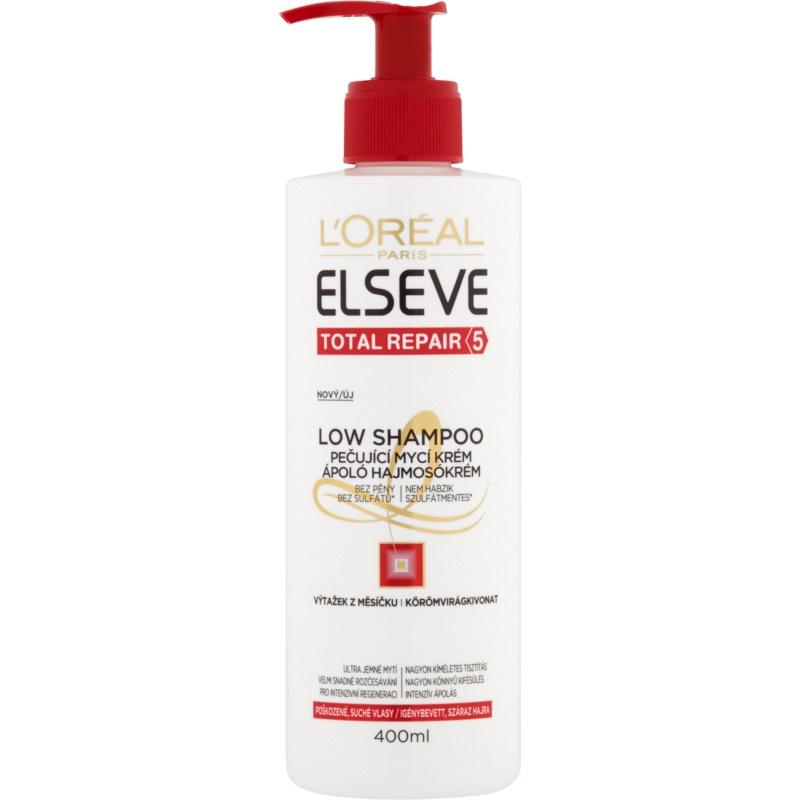 L Or 201 Al Paris Elseve Total Repair 5 Low Shampoo Notino Co Uk