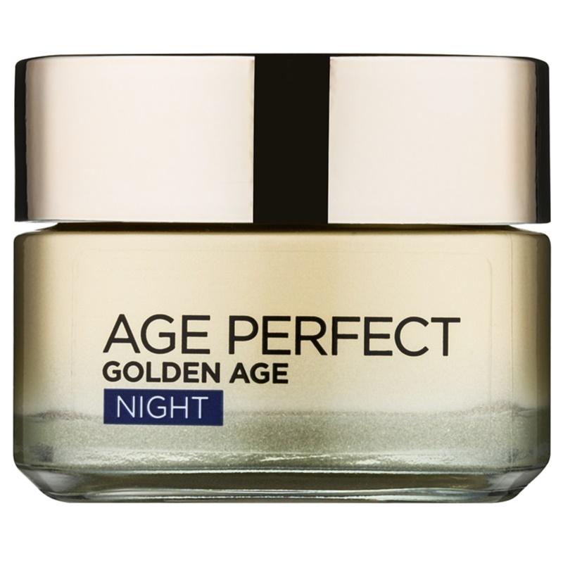 L'Oréal Paris Age Perfect Golden Age, crema notte..