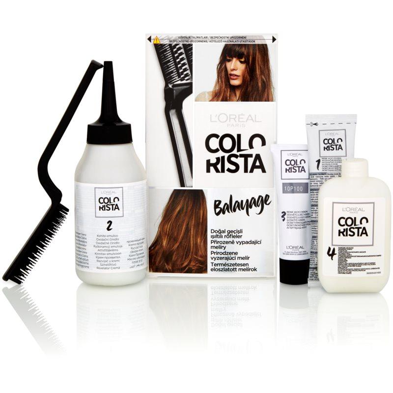 lor201al paris colorista balayage dye remover for hair