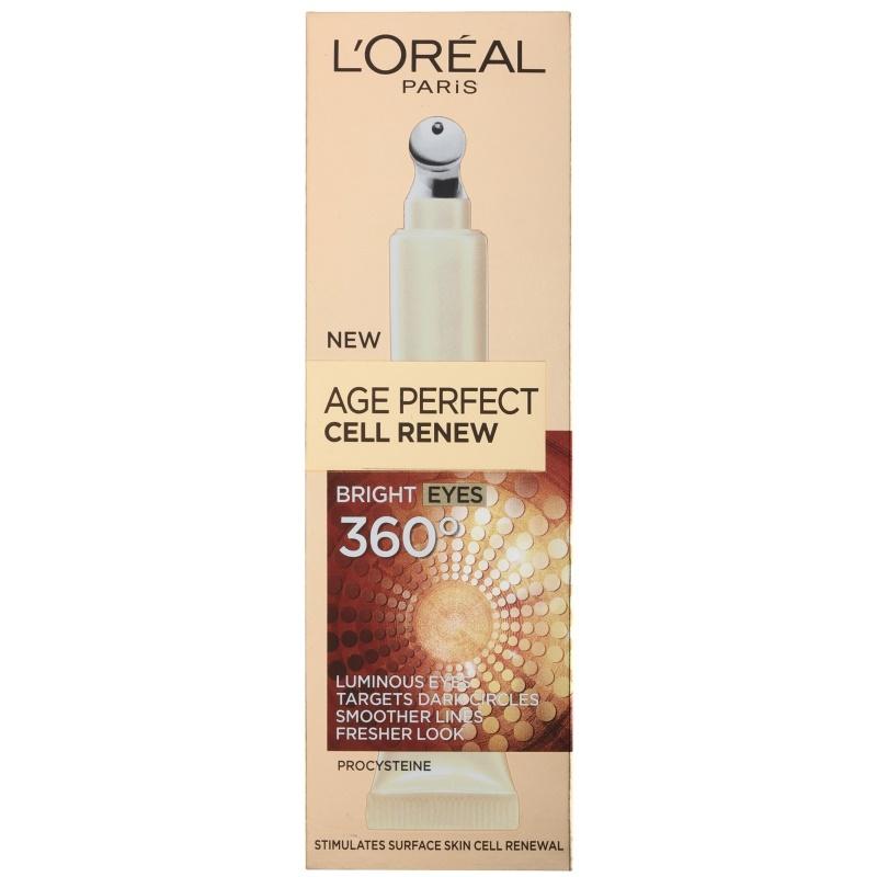 L Or 233 Al Paris Age Perfect Cell Renew Eye Treatment