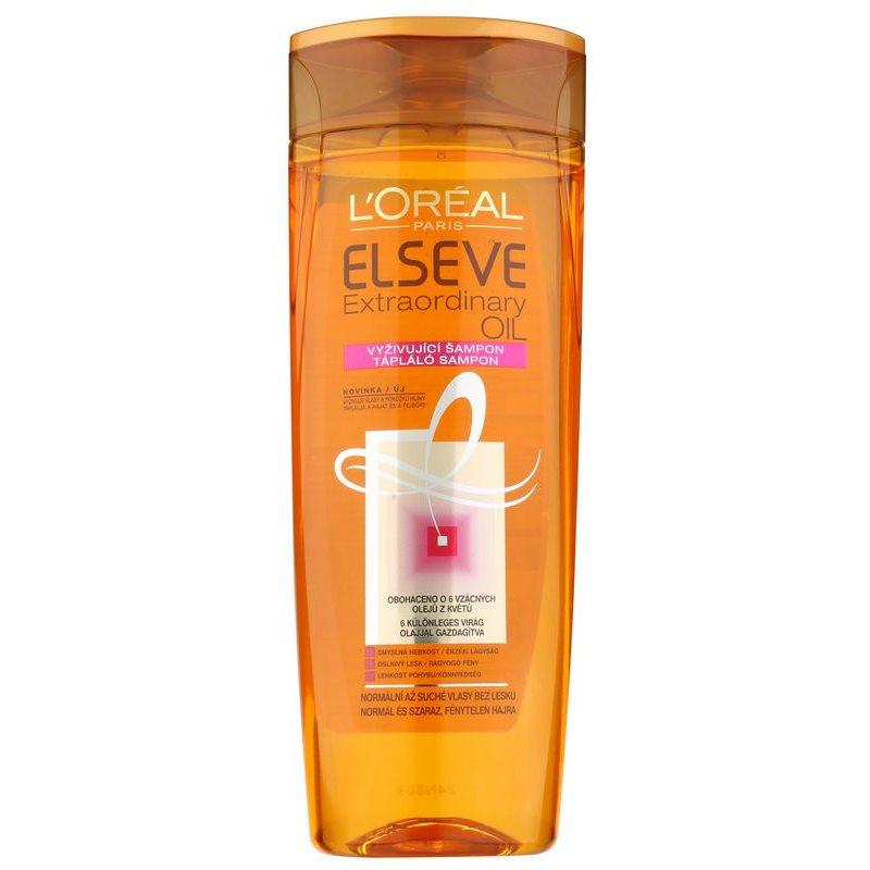 L'Oréal Paris Elseve Extraordinary Oil, Nourishing Shampoo