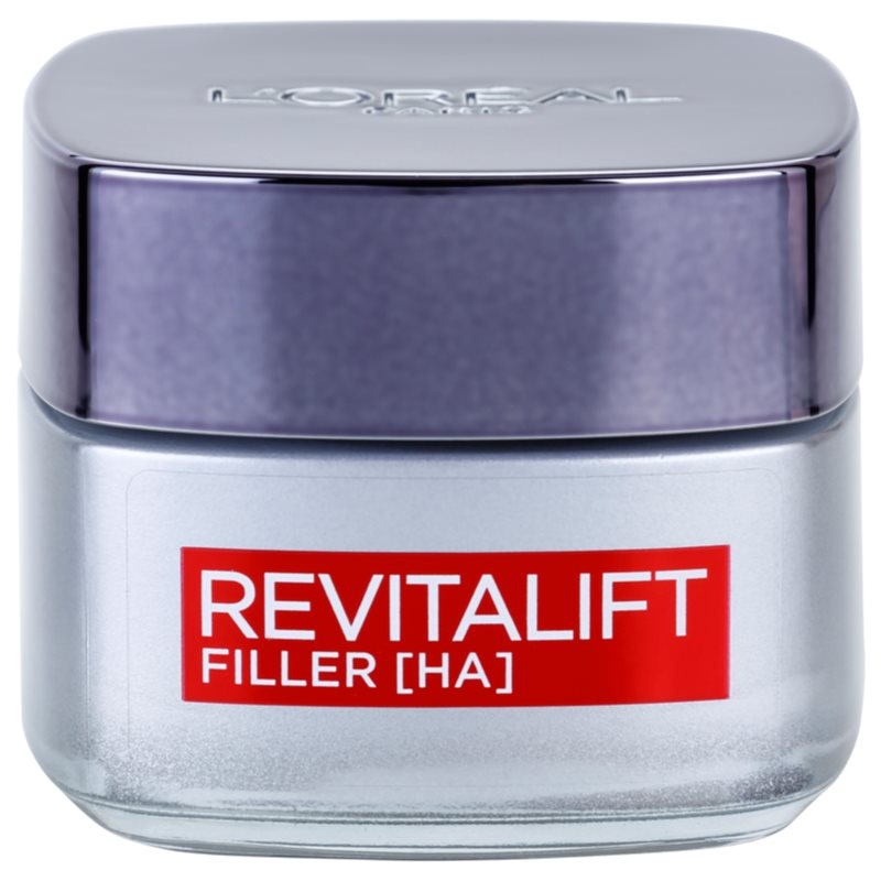 L'Oréal Paris Revitalift Filler, Replenishing Day Cream Anti Aging ...