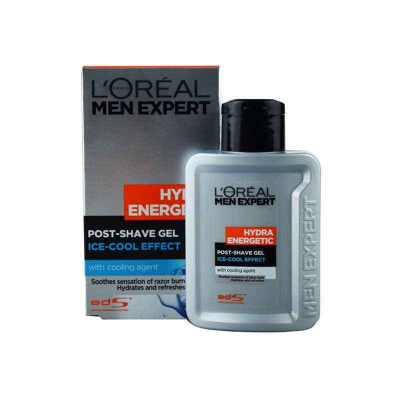 l or al paris men expert hydra energetic after shave gel. Black Bedroom Furniture Sets. Home Design Ideas