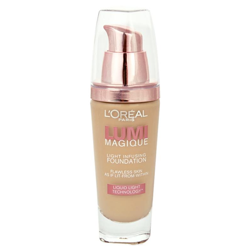 maquillaje lumi magique l oréal