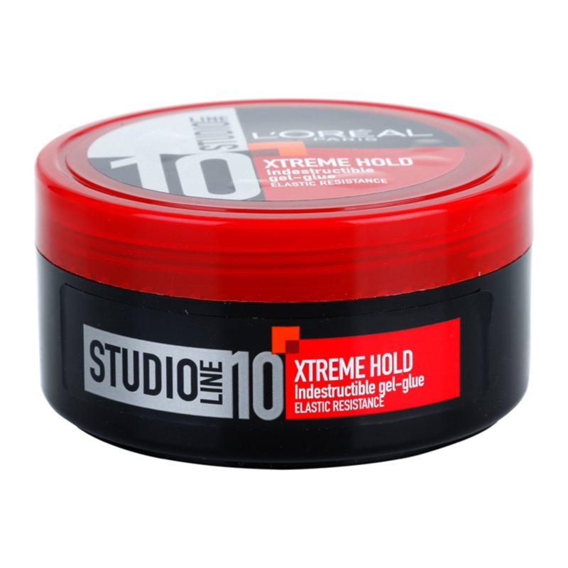 l 39 or al paris studio line indestructible gel cheveux fixation forte. Black Bedroom Furniture Sets. Home Design Ideas