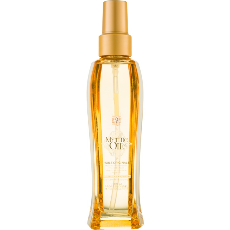 l or al professionnel mythic oil huile traitante pour cheveux ab m s l 39 huile d 39 argan. Black Bedroom Furniture Sets. Home Design Ideas
