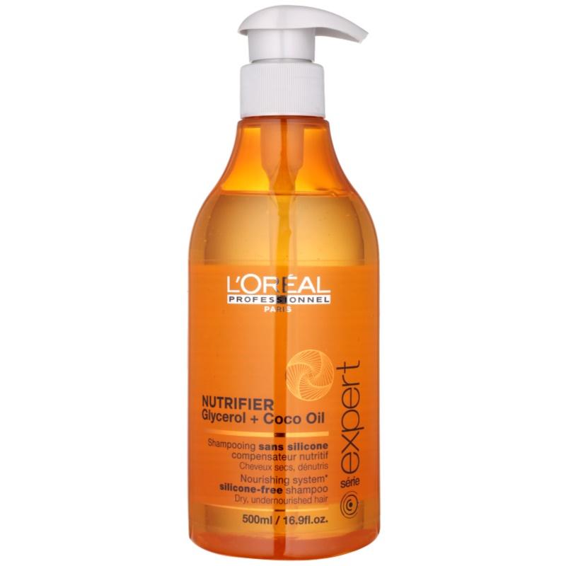 l 39 or al professionnel s rie expert nutrifier shampoing nourrissant pour chevex secs et ab m s. Black Bedroom Furniture Sets. Home Design Ideas