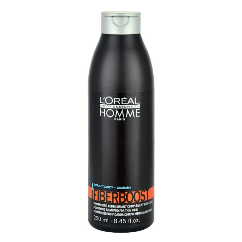 l or al professionnel homme fiberboost shampoing pour des cheveux plus pais. Black Bedroom Furniture Sets. Home Design Ideas