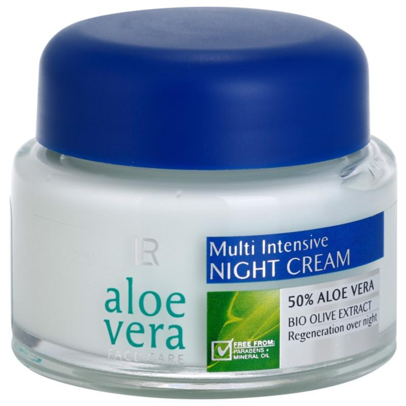 Aloe vera for face cream