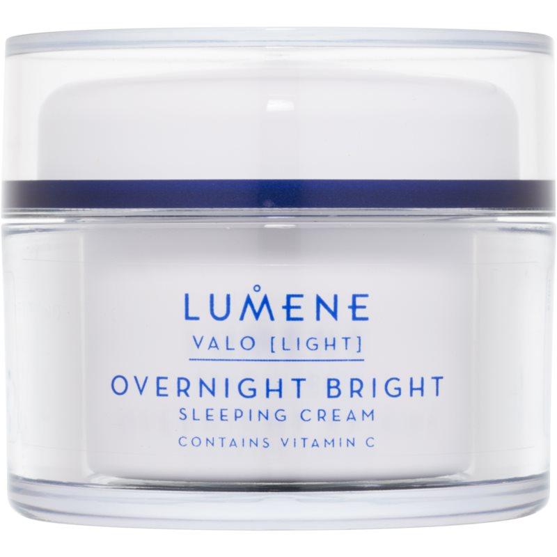 Lumene Valo [Light], Illuminating Night Cream With ...