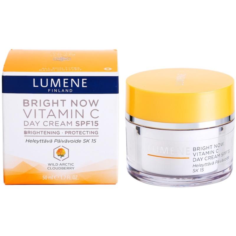 LUMENE BRIGHT NOW VITAMIN C Hydrating Day Cream SPF 15 ...