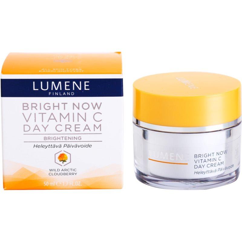 LUMENE BRIGHT NOW VITAMIN C Day Cream for All Skin Types ...