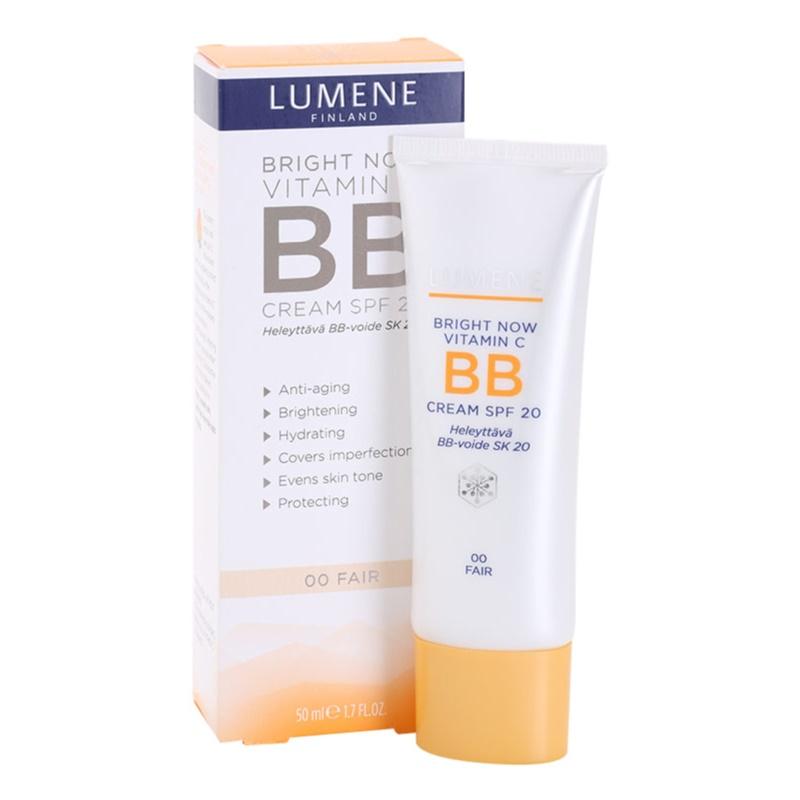 LUMENE BRIGHT NOW VITAMIN C+ BB Cream SPF 20 | notino.co.uk
