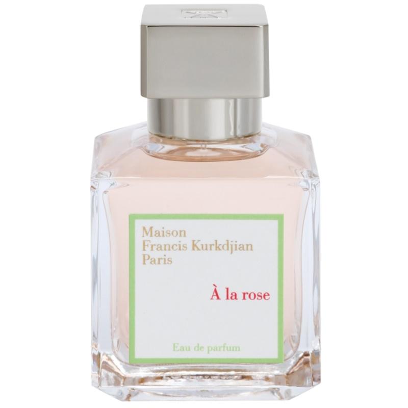 Maison francis kurkdjian a la rose parf movan voda for A la rose maison francis kurkdjian