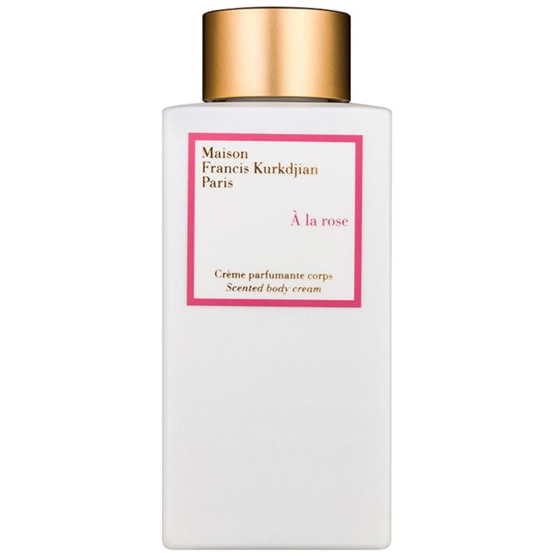 Maison francis kurkdjian a la rose testkr m n knek 250 ml for A la rose maison francis kurkdjian