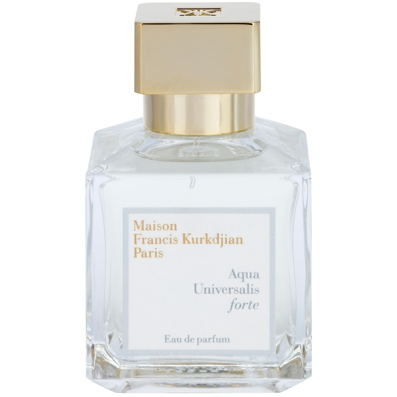 Maison francis kurkdjian aqua universalis forte parfumska for Acqua universalis maison francis kurkdjian