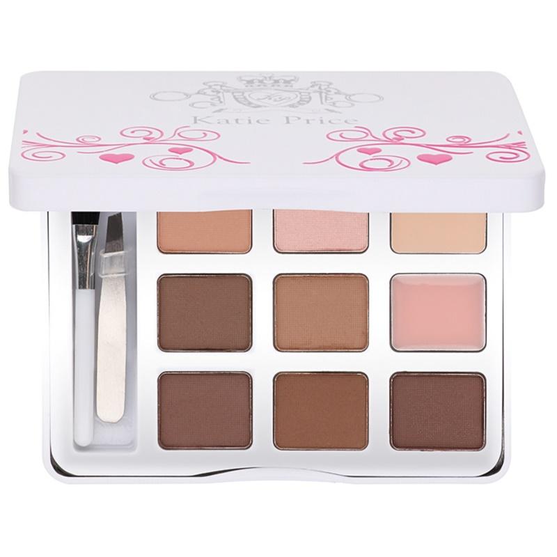 makeup revolution katie price palette zum schminken der. Black Bedroom Furniture Sets. Home Design Ideas