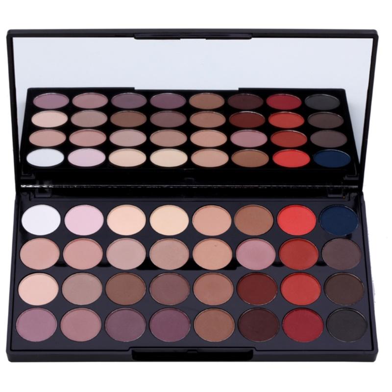 makeup revolution flawless matte 2 palette mit. Black Bedroom Furniture Sets. Home Design Ideas