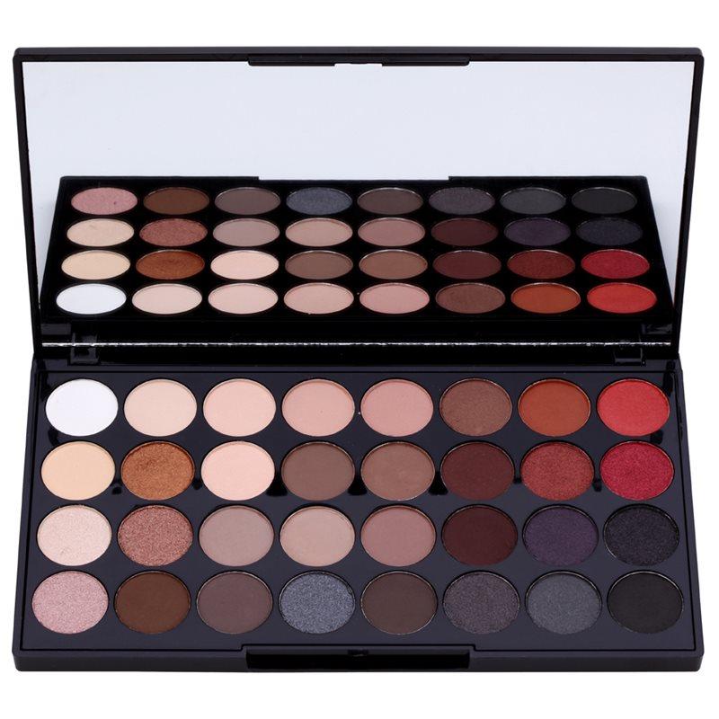 makeup revolution flawless 2 palette mit lidschatten mit. Black Bedroom Furniture Sets. Home Design Ideas