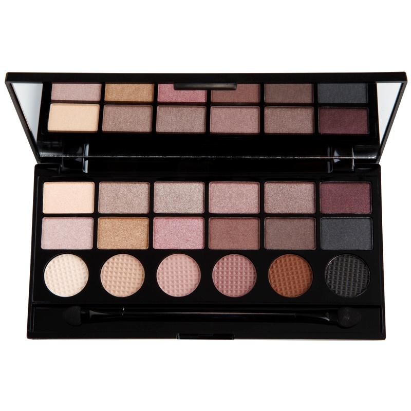 makeup revolution what you waiting for palette mit. Black Bedroom Furniture Sets. Home Design Ideas