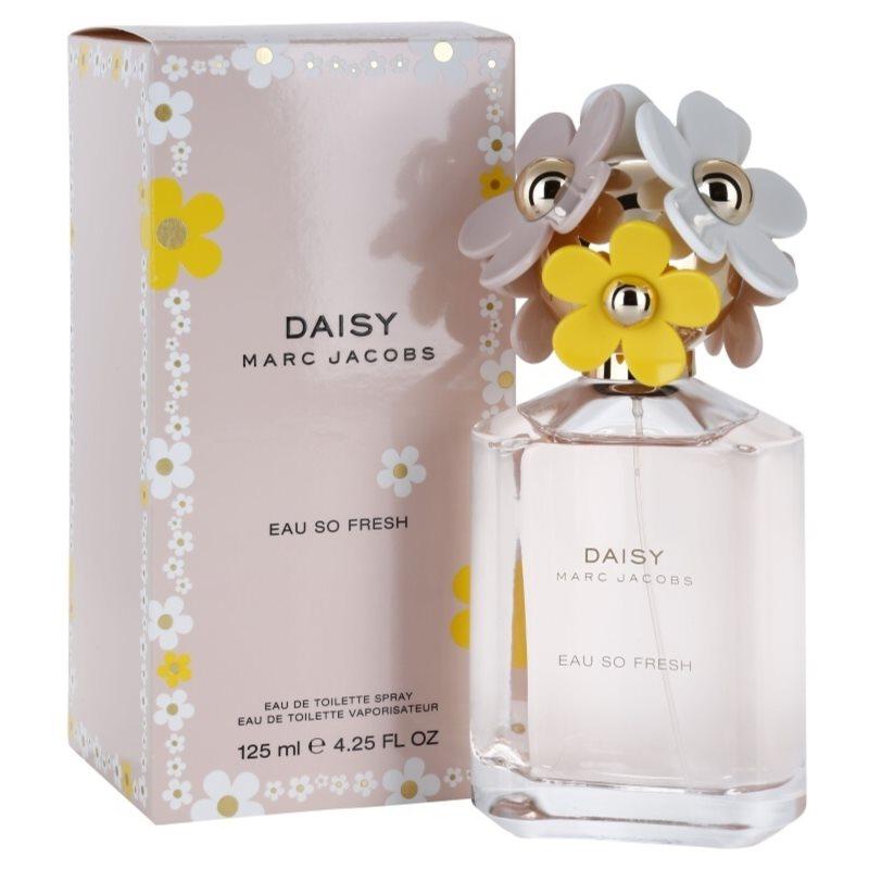 Výsledek obrázku pro Marc Jacobs Daisy Eau So Fresh toaletní voda pro ženy